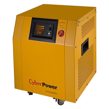 CYBERPOWER® INVERTER EPS 7500VA/5250W PRO - 991 Solutions - RSA  - 1