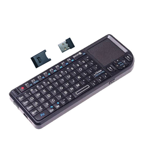 Rii Mini X1 2.4Ghz Wireless Mini Keyboard - 991 Solutions - RSA  - 1