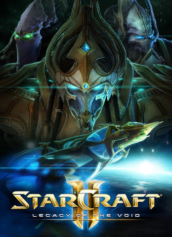 STARCRAFT 2 - LEGACY OF THE VOID - 991 Solutions - RSA  - 1