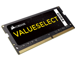 CORSAIR CMSO4GX4M1A2133C15 VALUE SELECT - 991 Solutions - RSA  - 1