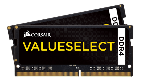CORSAIR CMSO8GX4M2A2133C15 VALUE SELECT - 991 Solutions - RSA  - 1