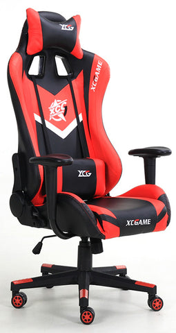 XC Game MAX Gaming Chair 200KG Black & Red