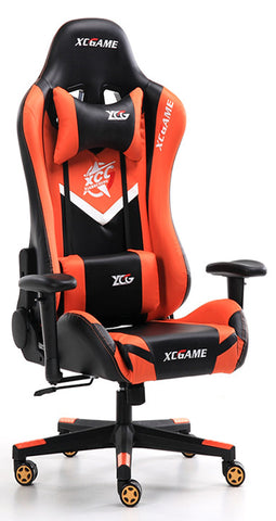 XC Game MAX Gaming Chair 200KG Black & Orange - 991 Solutions - RSA
