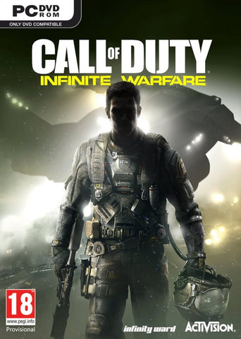 CALL OF DUTY - INFINITE WARFARE - 991 Solutions - RSA