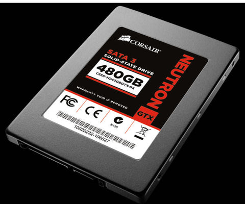 CORSAIR SSD 480GB NEUTRON GTX SERIES - 991 Solutions - RSA  - 1