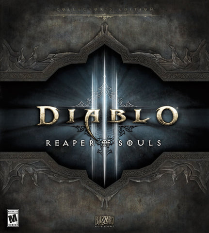 Blizzard Diablo 3 - Reaper of Souls Collector's edition - 991 Solutions - RSA