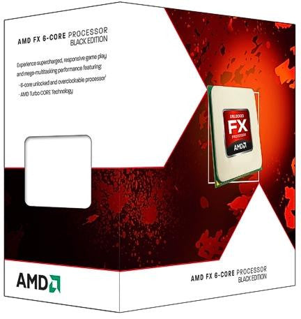 AMD VISHERA SOCKET AM3+ FX-6350 3.9GHZ CPU - 991 Solutions - RSA