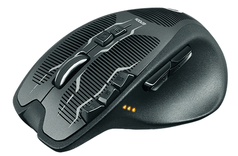 LOGITECH G700S WIRED OR WIRELESS - 991 Solutions - RSA  - 1