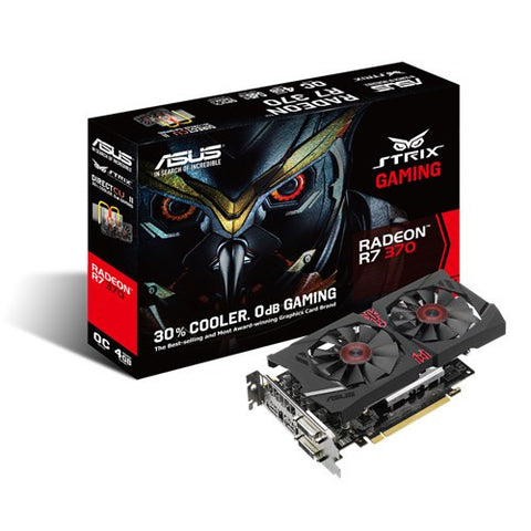 ASUS STRIX-R7370-DC2OC-4GD5-GAMING - 991 Solutions - RSA  - 1