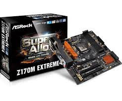 ASROCK® INTEL Z170M EXTREME4 - 991 Solutions - RSA  - 1