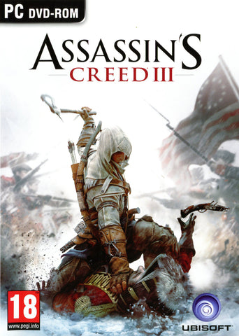 ASSASSINS CREED 3 - 991 Solutions - RSA