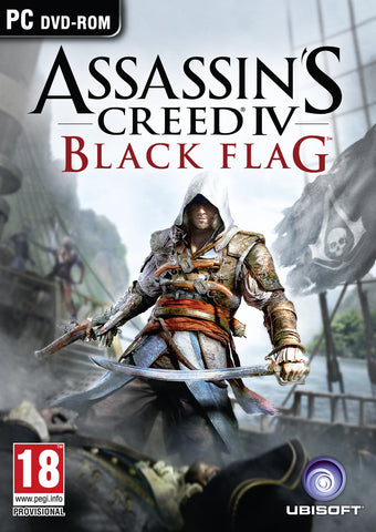 ASSASSINS CREED  4 BLACK FLAG - 991 Solutions - RSA