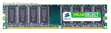 CORSAIR 4GB KIT DDR3 1333 VALUE SELECT - 991 Solutions - RSA