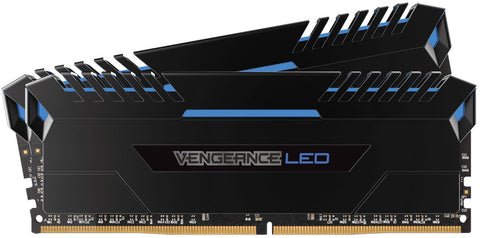 CORSAIR CMU16GX4M2C3000C15B VENGEANCE LED BLUE - 991 Solutions - RSA