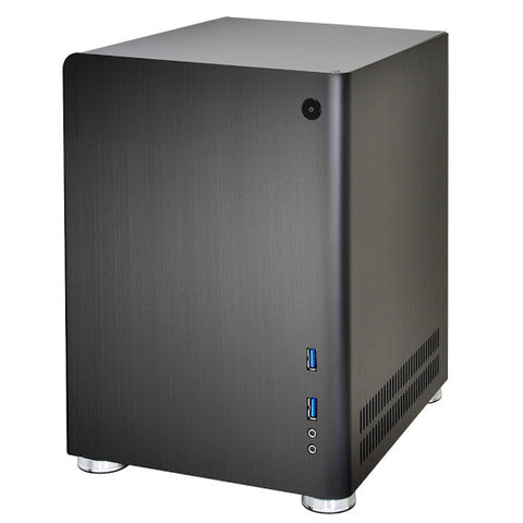 LIAN-LI PC-Q01 MINI-ITX CHASSIS BLACK - 991 Solutions - RSA  - 1