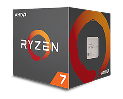 AMD RYZEN 7 1800X 3.6GHZ SOCKET AM4