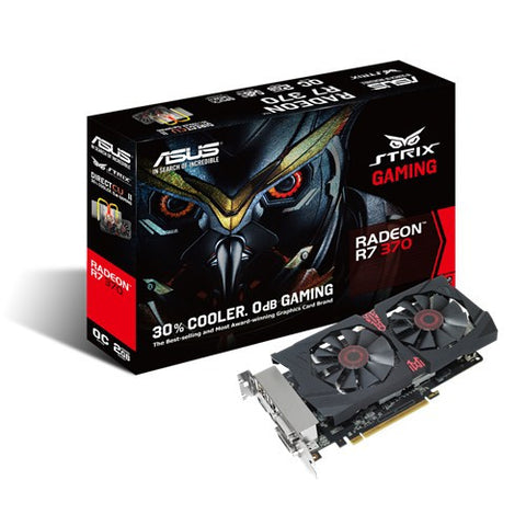 ASUS STRIX-R7370-DC2OC-2GD5-GAMING - 991 Solutions - RSA  - 1