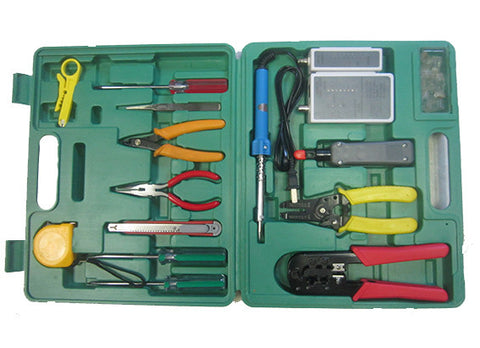 Cattex Network Tool Kits Complete - 991 Solutions - RSA