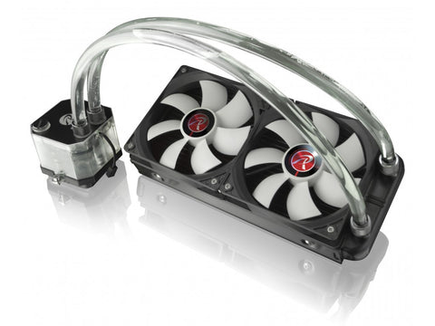 RAIJINTEK TRITON 240 AIO CLOSED LOOP WATER COOLING - 991 Solutions - RSA  - 1