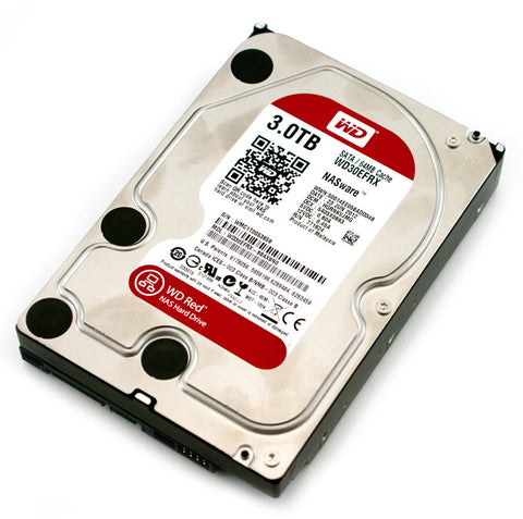 WD® RED SERIES - 3.0TB - 991 Solutions - RSA