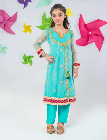 Kashish - Blue - Modest Clothing