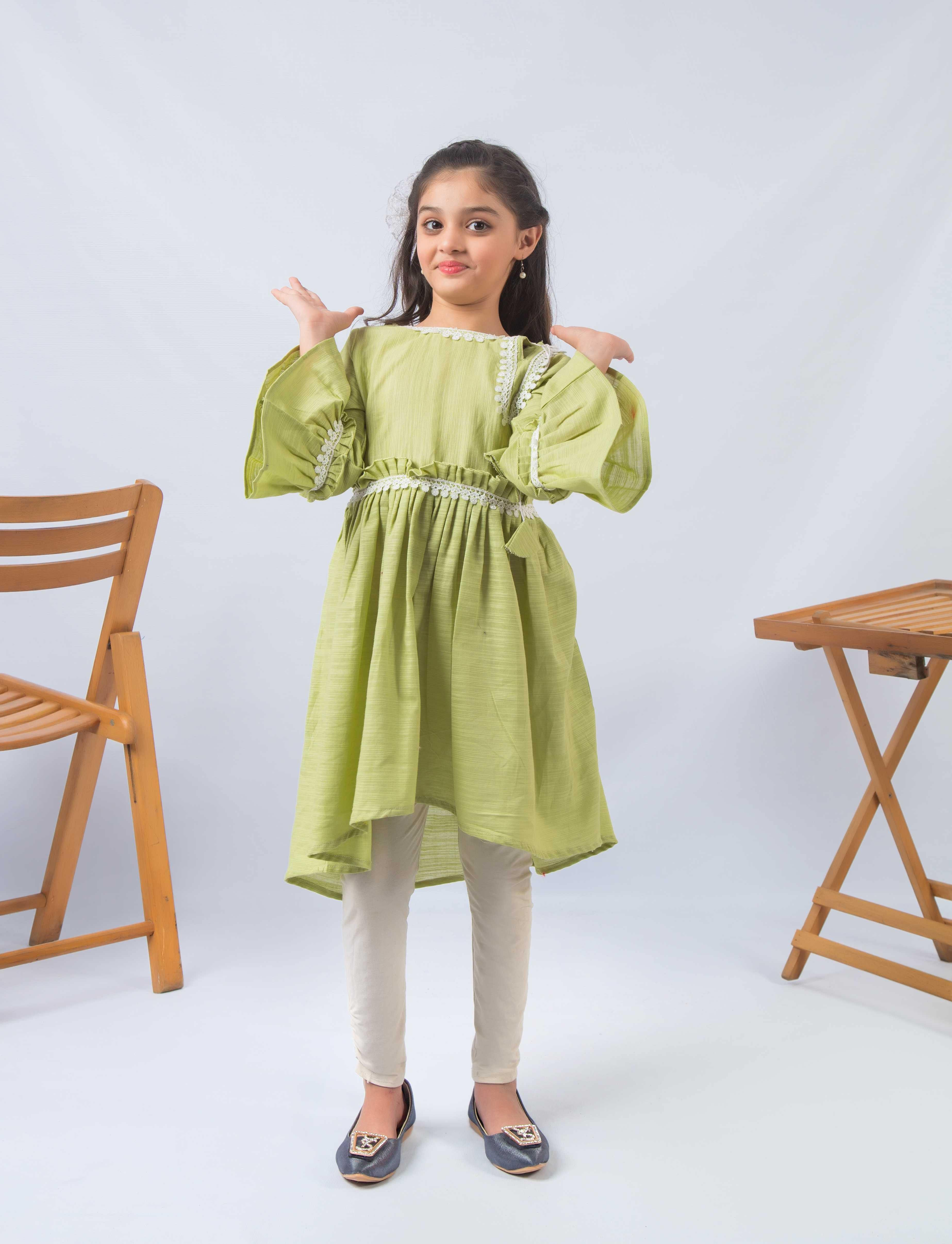 GREEN CARNATION - Modest Clothing