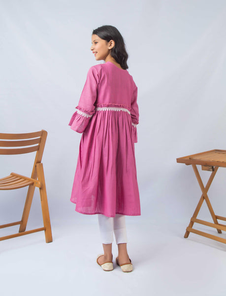 BUTTERFLY BLUSH - Modest Clothing