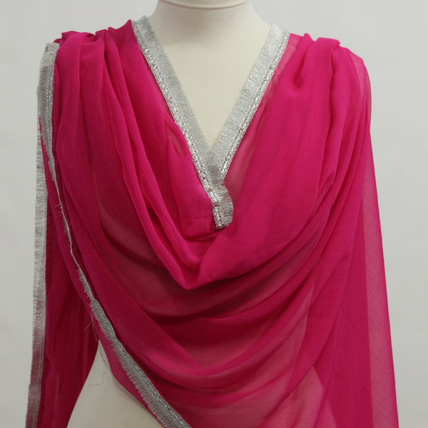 Laaj - Pink - Modest Clothing