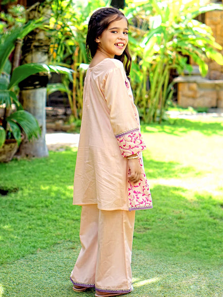 Gulab - Peach - Modest Clothing