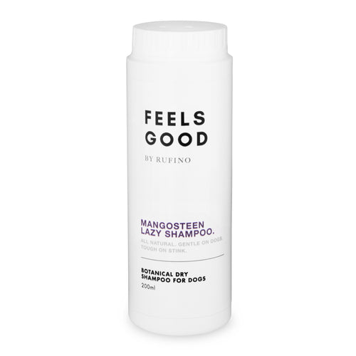 Dry Shampoo for Dogs - Feels Good Mangosteen Lazy Shampoo 200ml