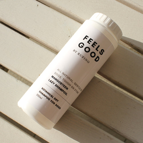 Feels Good Mangosteen Lazy Shampoo 200ml