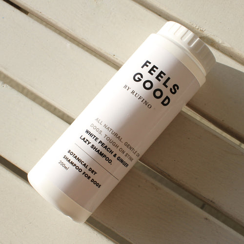 Feels Good White Peach and Ginger Lazy Shampoo 200ml