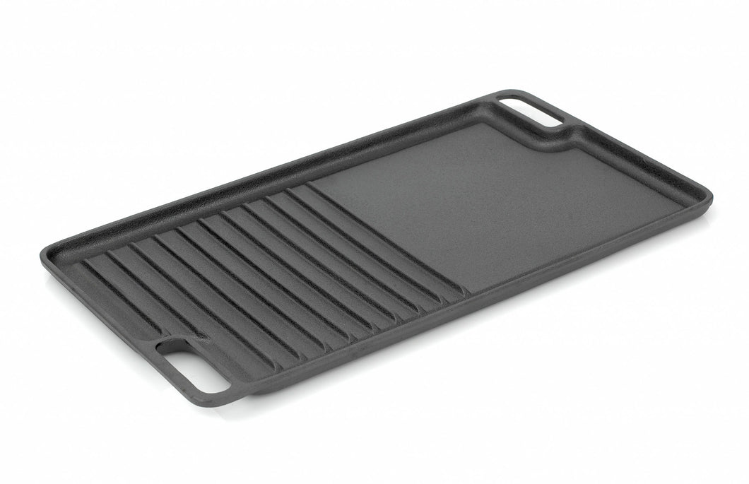 CW740 Cast Iron Duo Grill/Griddle