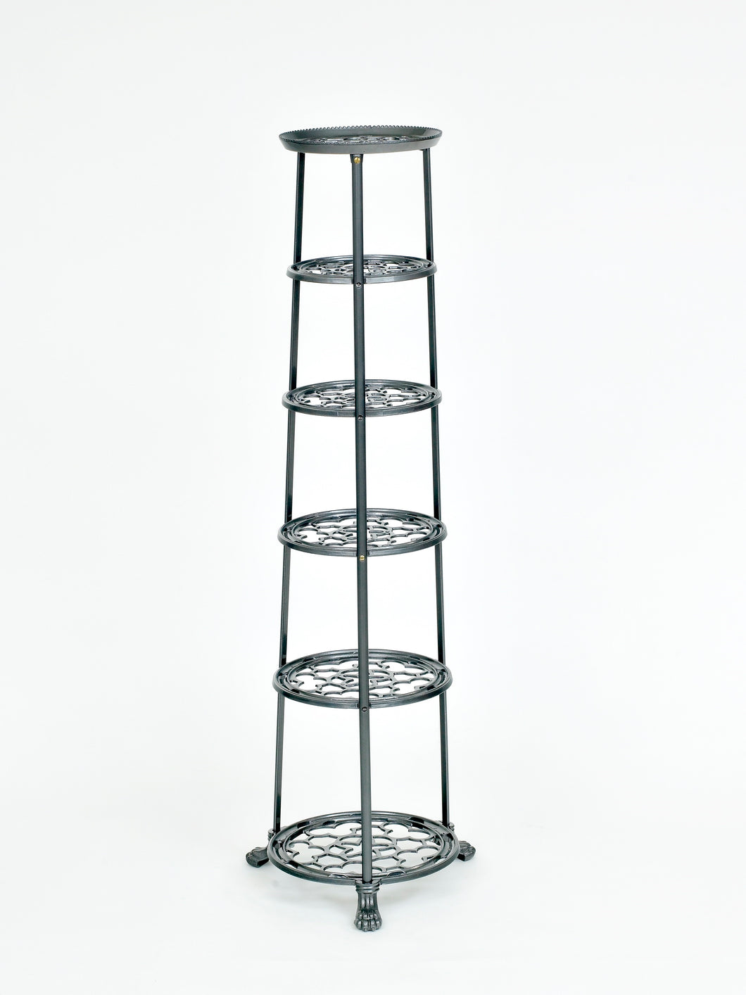 D1620GRF 6 Tier Pan Stand Graphite