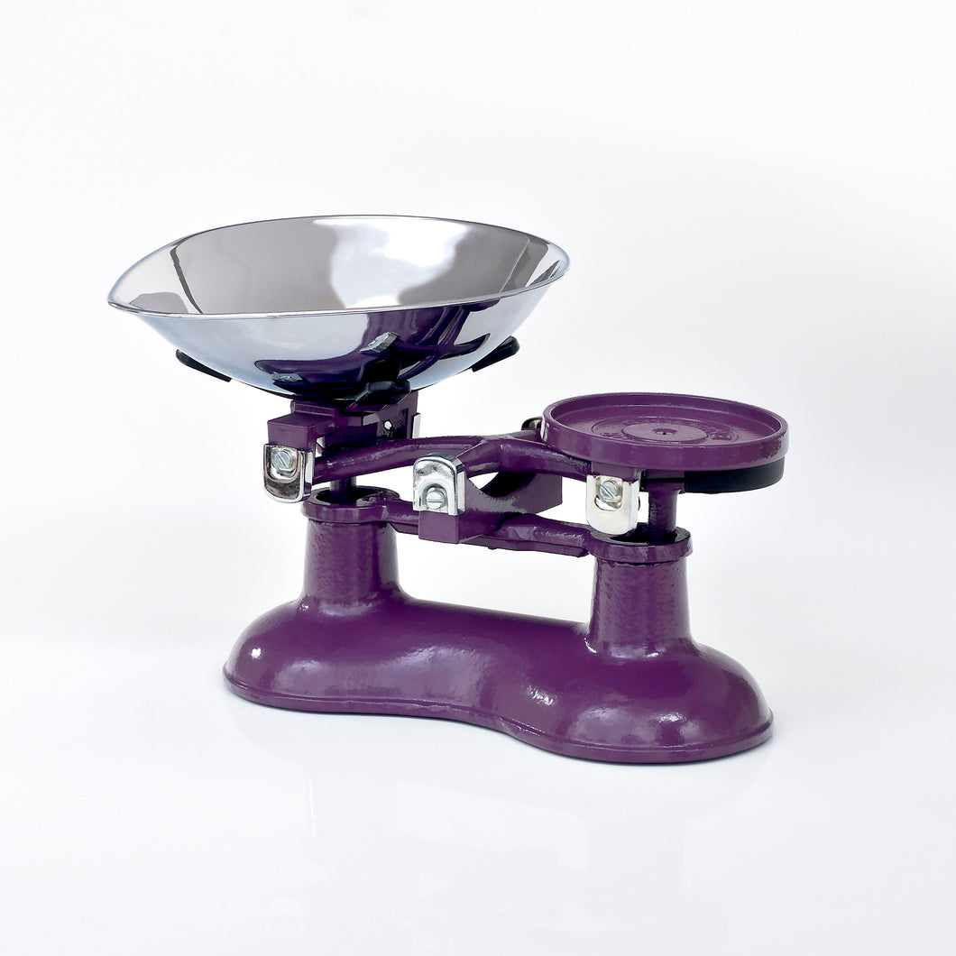 VCW220BY Cast Iron Scales Berry with Chromed Brass fittings