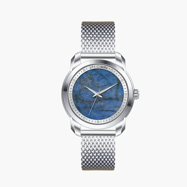 Labradorite Silver White - Aura Jewellery Watch Series