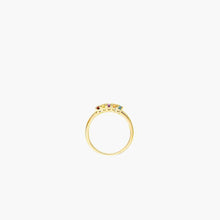 Load image into Gallery viewer, Briana 18K Solid Gold Ring