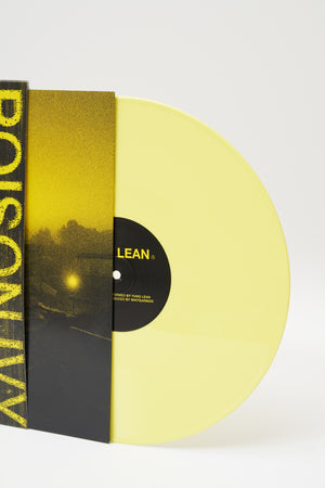 POISON IVY LP (YELLOW)