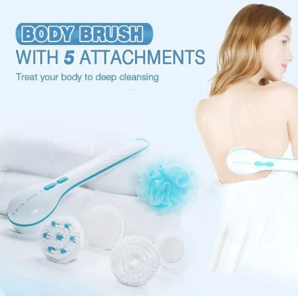 Electric Body Shower Brush