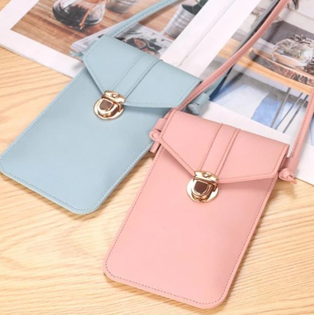 🎄Pre-Christmas Promotion🎄Touchable PU Leather Change Bag