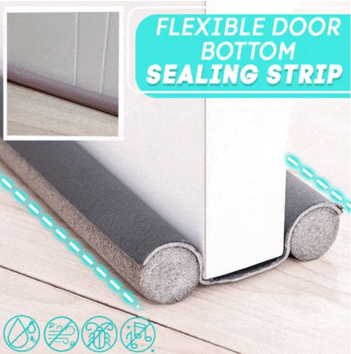 Flexible Door Bottom Sealing Strip