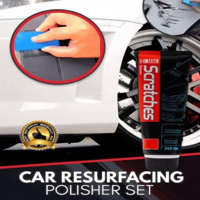 Car Resurfacing Polisher