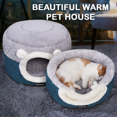 Beautiful Warm Cat House