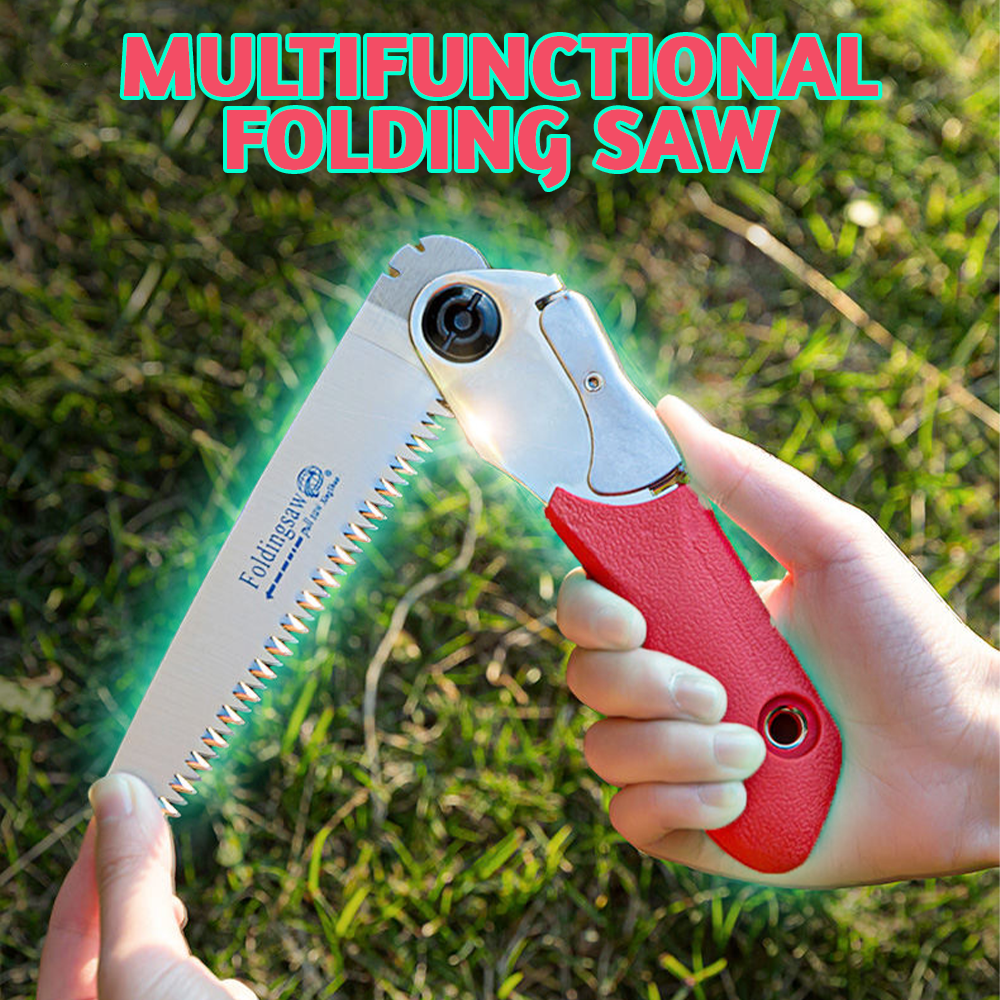 Multifunctional Folding Saw
