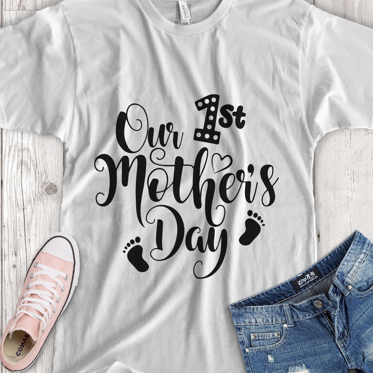 Our 1st Mother's Day together T-Shirt
