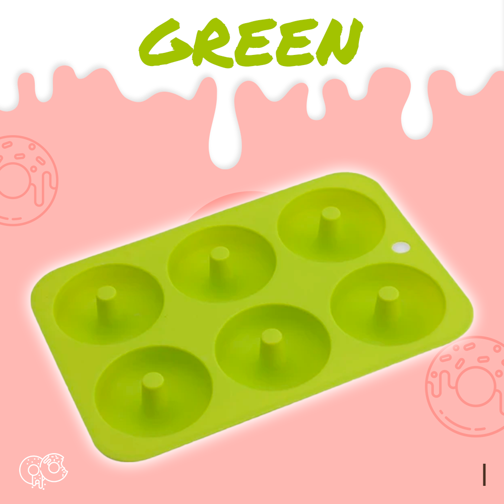 Silicone Donut Mold