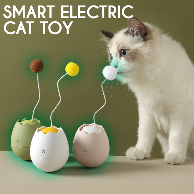 Smart Electric Cat Toy