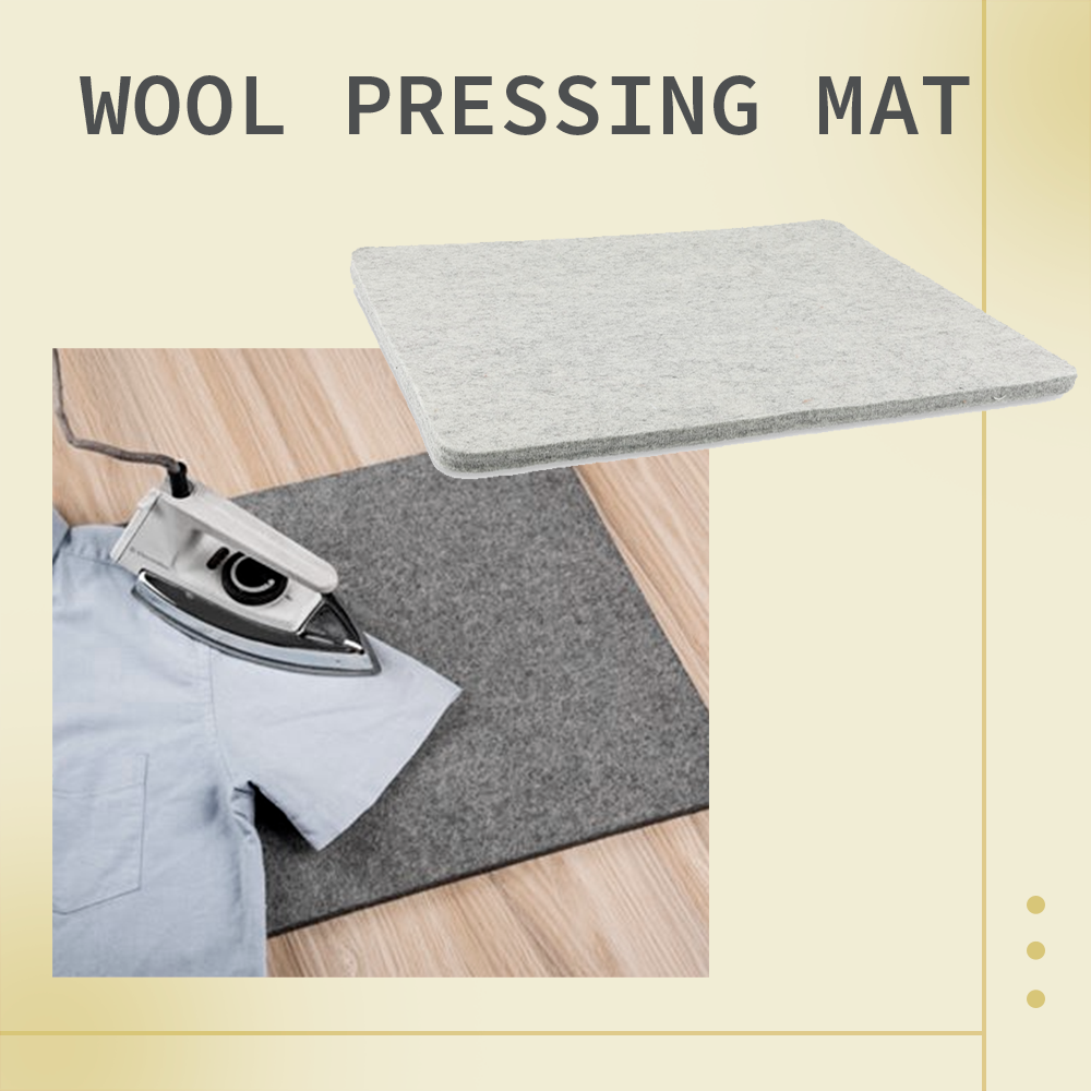Wool Press Ironing Mat
