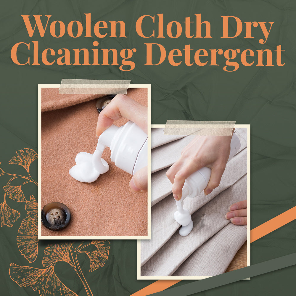 Woolen Cloth Dry Cleaning Detergent