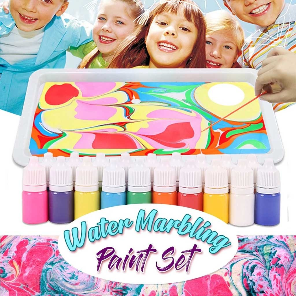 🎄Pre-Christmas Promotion🎄Painting On Water Creative Art Set
